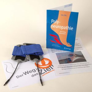 HiToP Elektroden Buch Polyneuropathie Springer Bedienungsanleitung